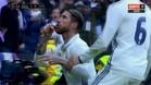 Sergio Ramos celebró sus dos goles