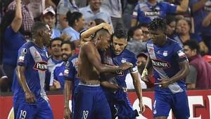 El Emelec ganó en la Libertadores