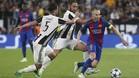 Barcelona y Juventus se enfrentan en el Camp Nou