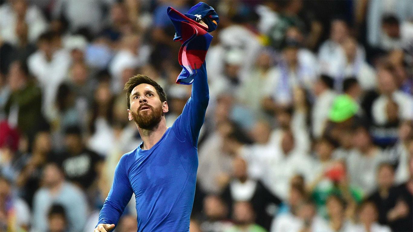 Video resumen: El partido de Messi frente al Real Madrid