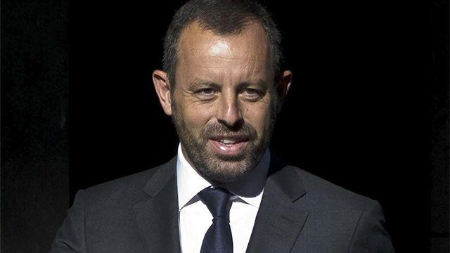 Sandro Rosell ha pasado numerosas veces por los juzgados tras su salida del Barça