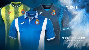 El Espanyol dio a conocer sus nuevas camisetas