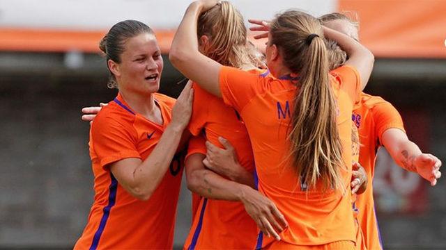 El último gol de Lieke Martens con la selección holandesa