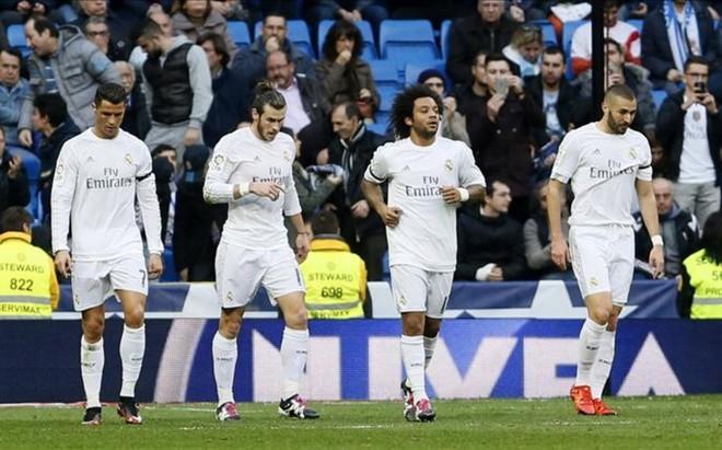 Cristiano Ronaldo, Bale, Marcelo y Benzema regresan a la lista