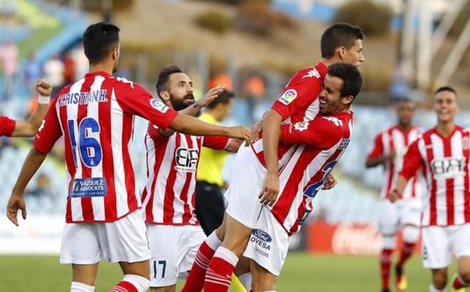 El Girona logr� tres puntos muy valiosos en su visita a Getafe