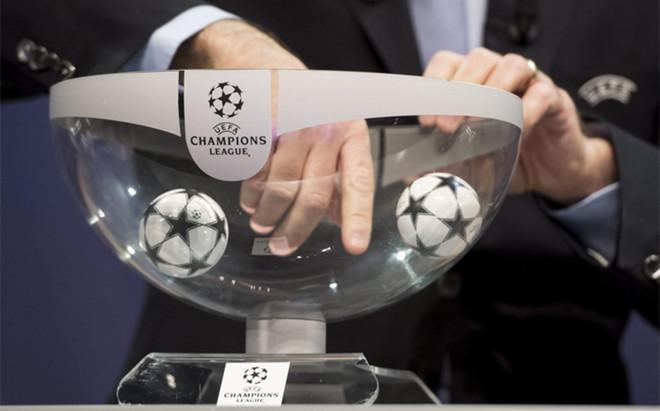 Los cuatro bombos de la Champions ya est�n pr�cticamente definidos