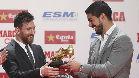 """""""Messi es capaz de hacer cosas nuevas cada partido"""""""