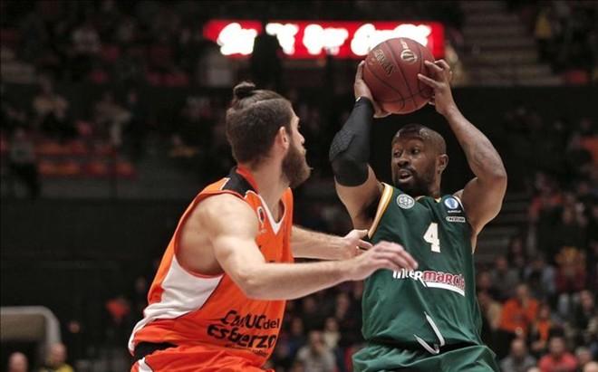 McCalebb jug� en el Limoges la pasada temporada