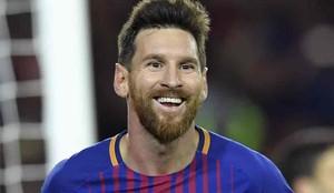 Messi ha mostrado su último tatuaje
