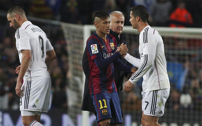 Neymar se habr�a reunido con el Real Madrid en Z�rich