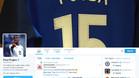 Paul Pogba no sigue a la Juevntus en Twitter