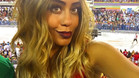 La hermana de Neymar deslumbra en el Carnaval