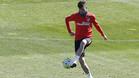 Saúl, jugador del Atlético