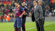 Tricky: Tata Martino on convincing Lionel Messi to rest