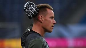 Andre Ter Stegen ya conoce los rivales a los que deberá enfrentarse en la Copa Confederaciones