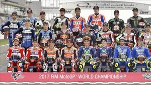 Parrilla de MotoGP 2017