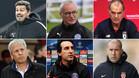 Pocas veces la Ligue 1 ha tenido tantos técnicos extranjeros