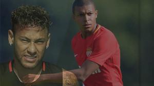 PSG: Neymar o Mbappé