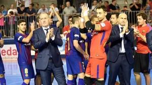El Barça Lassa será cabeza de serie en el sorteo del jueves