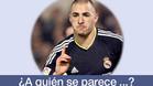 Benzem�, jugador del Real Madrid