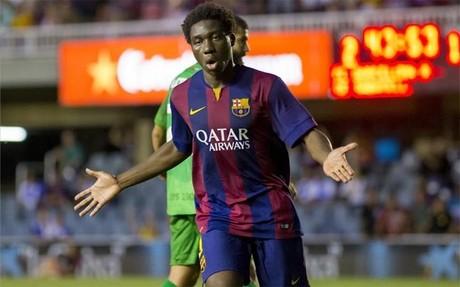 Dongou sentenci� al Sabadell con dos goles en doce minutos