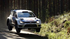 Latvala sigue dominando en Finlandia