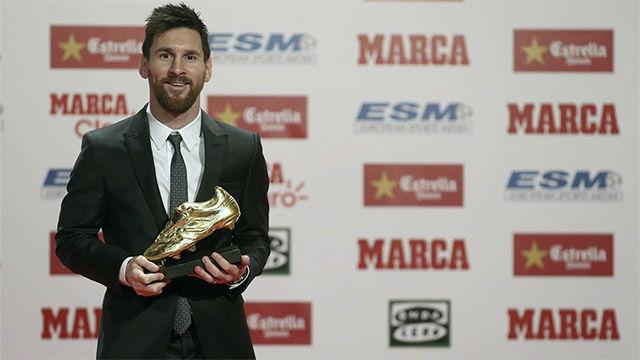 Messi: Es un premio de todos