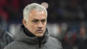 Mourinho no tardó en contestar a Cantona