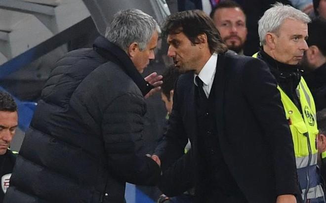 Mourinho volvi� a comportarse como un mal perdedor