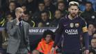 El City sale al paso de los rumores sobre el fichaje de Messi