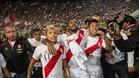Perú no perderá en los despachos su clasificación mundialista