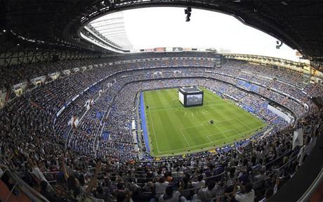 El Santiago Bernab�u estar�a tasado en 26 millones de euros