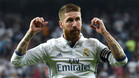 Sergio Ramos, defensa del Real Madrid