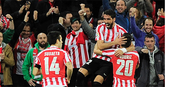 Video resumen Athletic - Villarreal (1-0) . Jornada 12, Liga Santander 2016-17