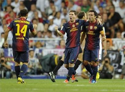 Buen sorteo para el Barça