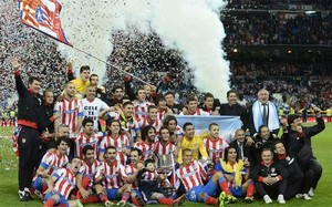 El Atltico s supo ganar la dcima