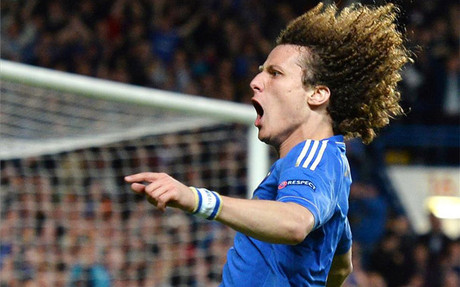 David Luiz interesa al Bar�a
