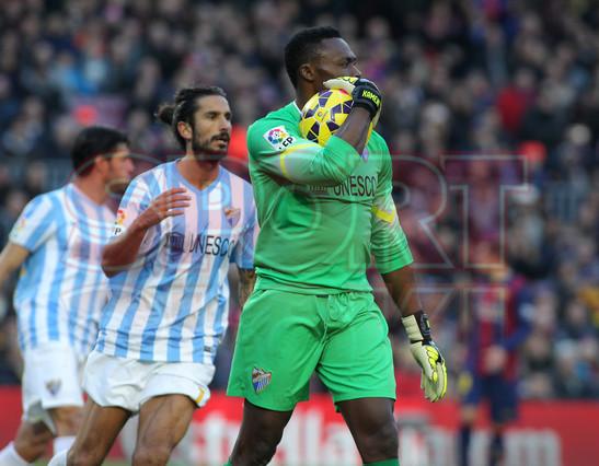 صور : مباراة برشلونة - ملقا  0-1 ( 21-02-2015 )  1424541222153