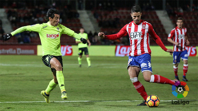Video resumen Girona - Córdoba (2-0). Jornada 21 Liga 1 2 3 2016-17