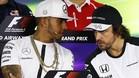 Hamilton y Alonso, los más seguidos en twitter