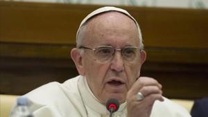 La sencillez del Papa impresionó al Villarreal