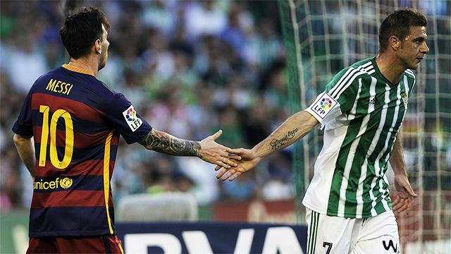 La divertida definición de Messi que hace Joaquín