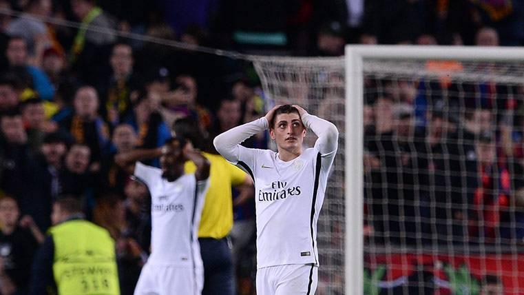 Verratti: El 6-1 ante el Barça fue una de las peores noches de mi vida (ES)