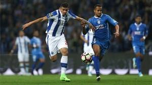 El Porto no pudo con el Feirense
