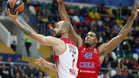 Spanoulis, especialista en situaciones límite con Olympiacos