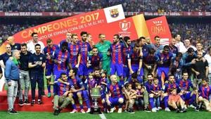 Los jugadores del Barcelona han quedado liberados por el club blaugrana