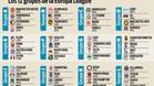 As� quedaron todos los grupos de la Europa League