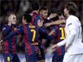 Barça, 3 - PSG, 1: Los 'Tres Tenores' dan el liderato ante el PSG