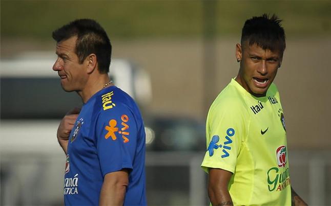 La CBF vendr� a Barcelona para hablar con el Bar�a sobre Neymar