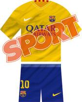 Esta es la próxima camiseta del Barça